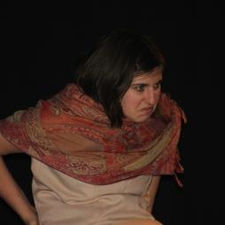 """""""Sur les valises"""" - Hanokh Levin -Travail d'élèves, dir Valérie Antonijevich"""